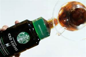 "News: Starbucks - New Iced Coffee ""Brewed to Personalize ..."