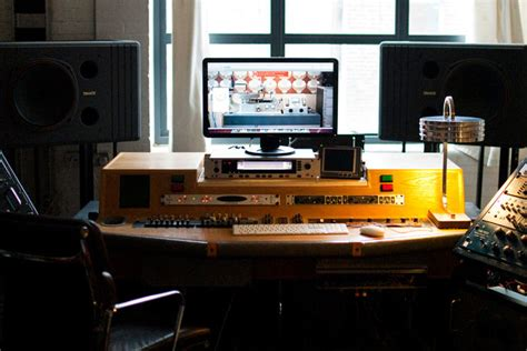 Inside London's Iconic Mastering Houses