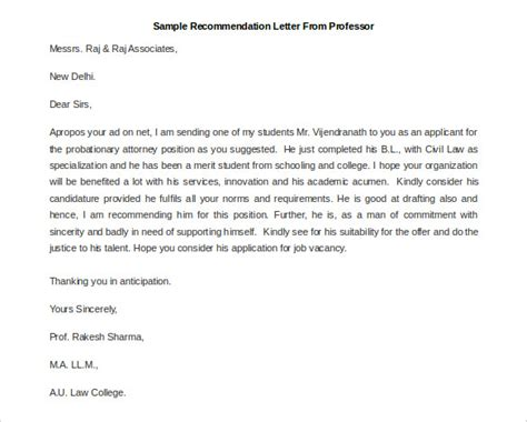30+ Recommendation Letter Templates