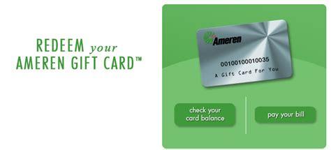 Ameren Gift Cards