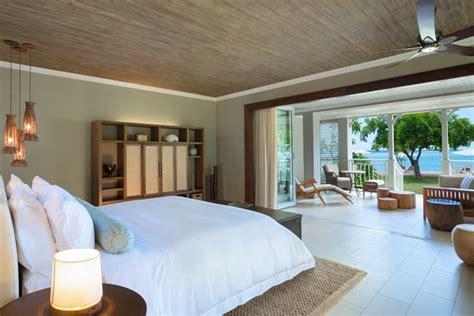 chambre st駻ile hôtel the st regis mauritius île maurice