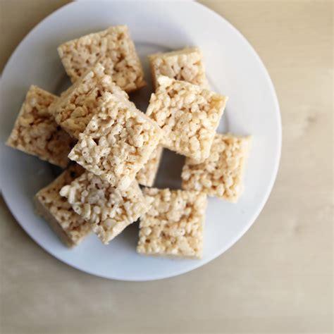 rice krispies treats recipe rice krispies treats recipe popsugar food