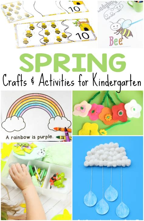50 crafts and activities for 998 | Spring Crafts and Activities for Kids