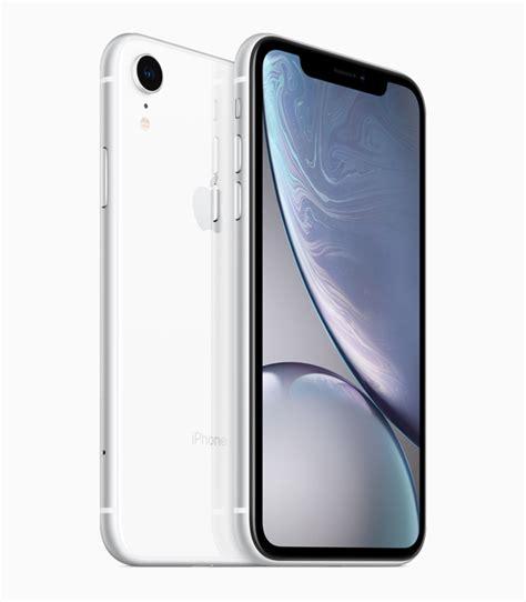 iphone x zubehör apple introduces iphone xr apple