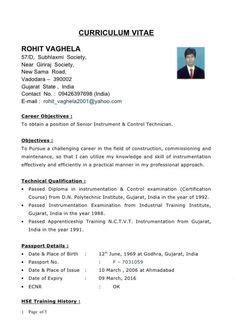 Professional Curriculum Vitae Exles by Nursing Curriculum Vitae Exles Search