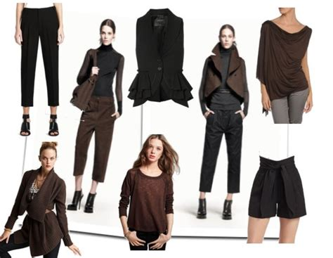 Mixing Black and Brown Clothing | POPSUGAR Fashion