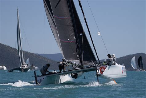 Catamaran Yacht Racing by Catamarans And Trimarans From Grainger Multihull Designs