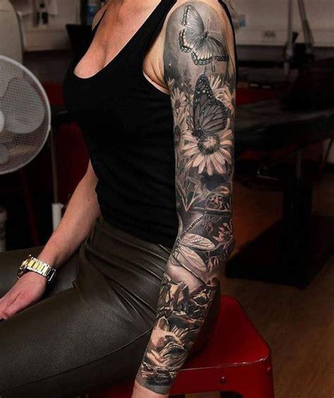 arm blumen 150 coole tattoos f 252 r frauen und ihre bedeutung quality tattooing ideas sleeve tattoos