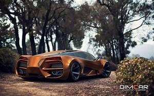 2015 Lada Raven Supercar Concept Cars Wallpaper