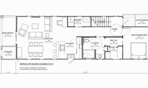 modern shotgun house plans pinterest home building plans
