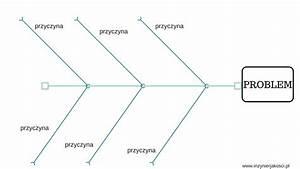 Ishikawa Diagram Przyklad