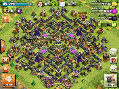 clash of clans best th10 farming base 2015 compilation best th10 farming and defense bases clas