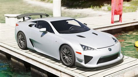 2012 Lexus Lfa Nurburgring Package [add-on]