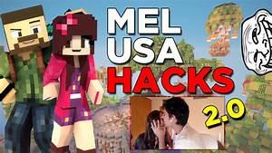 John 2 0 Minecraft : mel usa hacks en minecraft minecraft en 2 0 rovi23 youtube ~ Medecine-chirurgie-esthetiques.com Avis de Voitures