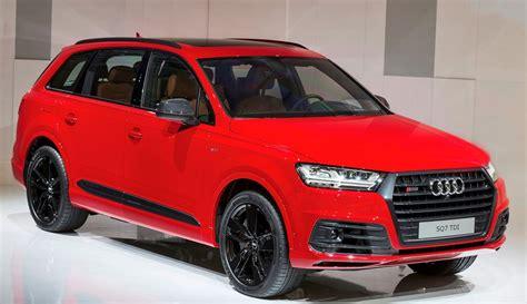 Audi Sq7 Tdi 2016 by 2017 Audi Sq7 Tdi Turbo Diesel V8 Is Ultimate Tax