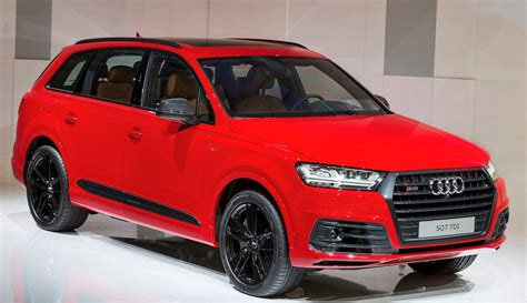 2017 Audi Sq7 Tdi  Tripleturbo Diesel V8 Is Ultimate Tax