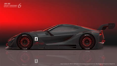 Toyota Launches Ft-1 Vision Gran Turismo For Playstation