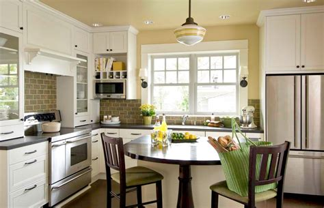 Inspirational Bungalow Kitchen Designs At Home Design