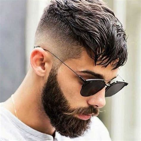 Best 25  Mid skin fade ideas on Pinterest   Side part fade