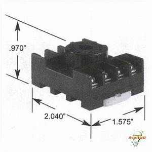 Selecta Switch Sr67083a Relay Socket For 67s2 Series Track