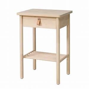 Ikea Table De Nuit : tables de chevet tables de nuit design pas cher ikea ~ Teatrodelosmanantiales.com Idées de Décoration