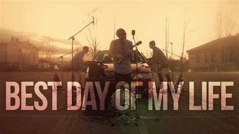 Best Day Of My Life (cover By Twenty