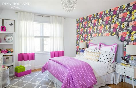 Grace And William's Big Kid Rooms