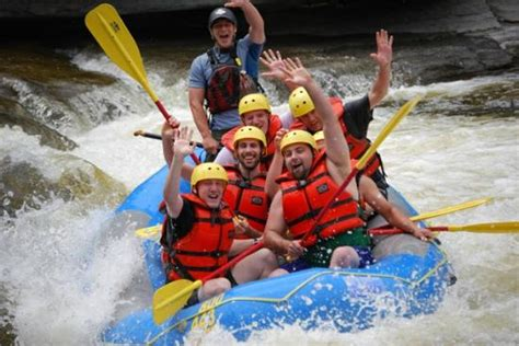 Guided White Water Rafting On The Black River  Picture Of