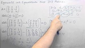 Eigenwerte Einer Matrix Berechnen : eigenwerte einer 3x3 matrix youtube ~ Themetempest.com Abrechnung