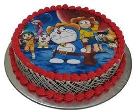 3 year wedding anniversary order doraemon cake from faridabadcake at best price faridabad cake