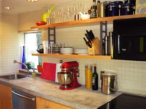 concrete kitchen cabinets designs concrete kitchen countertops pictures ideas from hgtv 5669