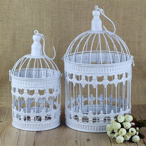 bird cage white decorative online buy wholesale decorative birdcage from china decorative birdcage wholesalers aliexpress com