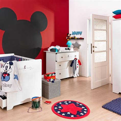 deco mickey chambre decoration chambre bebe mickey visuel 8