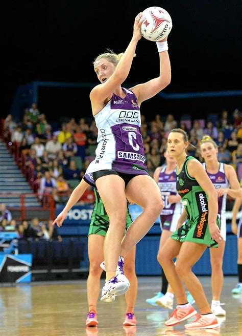 Erin Burger relishing the chance to play with Firebirds ...