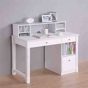 the 25 best white desk with hutch ideas on pinterest With white desk with drawers buying guides