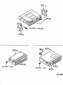 1993 Toyota 4 Runner Stereo Wiring Diagram