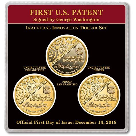 statehood innovation dollar coin collection