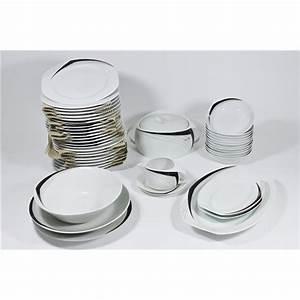 Service A Vaisselle : service de table cora ~ Teatrodelosmanantiales.com Idées de Décoration