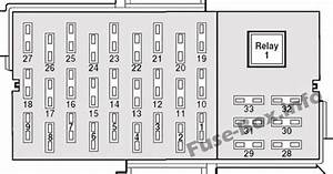 2002 Mercury Grand Marquis Fuse Diagram