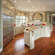 angled kitchen island designs prim country kitchens on primitive kitchen 4068