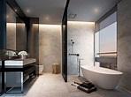 這樣的浴室設計,最有腔調!|Zi 字媒體