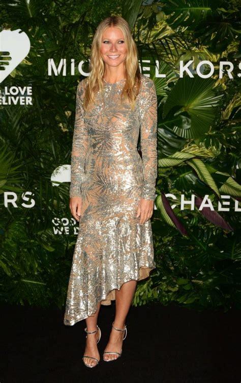 fabulous blonde actress gwyneth paltrow turns