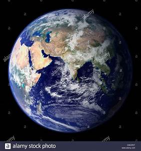 EARTH viewed from space focusing on Asia including the ...