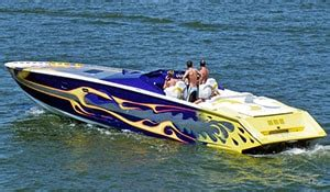 Boat Graphics Paint by Boat Collision Repair Custom Graphics Myrtle Sc