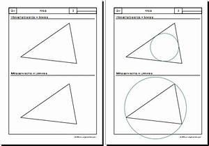 Kreis Berechnen Aufgaben : mathematik geometrie arbeitsblatt kreis inkreis umkreis 8500 bungen arbeitsbl tter ~ Themetempest.com Abrechnung