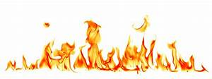 Fire clipart border transparent - Pencil and in color fire ...
