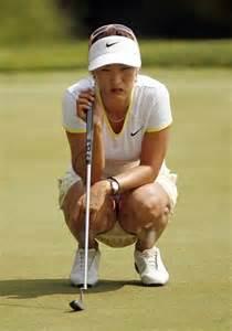 LPGA Player Grace Park