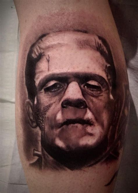 frankenstein tattoo  tattoo design ideas
