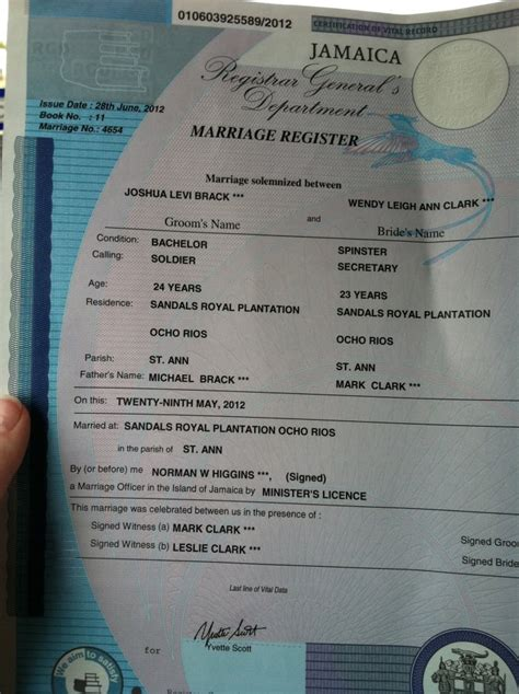 Boat License Jamaica by Trophy Wife Boot C July 2012