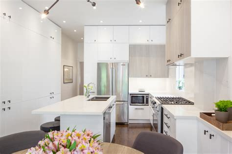 kitchen sink remodel birch ave modern kitchen toronto by 2851